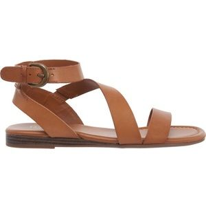 Franco Sarto | Gustar Flat Sandals Leather Straps